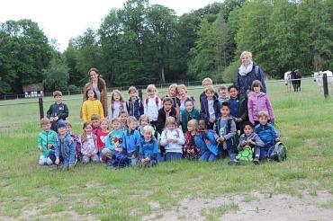 Besuch im Tierpark©Grundschule Heemsen
