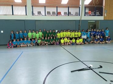 Hockey 2019©Grundschule Heemsen