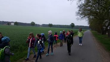 Waldtag 2b©Grundschule Heemsen